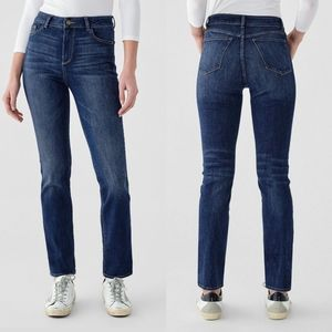 DL1961 Mara High Rise Instasculpt Straight Jeans